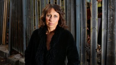 First-time Australian feature director Kim Farrant, whose thriller <i>Strangerland</i> premieres at the Sydney Film Festival this weekend.