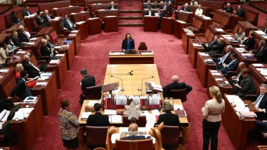 Changes to voting for the Senate has abolished party control over Senate preference flows.