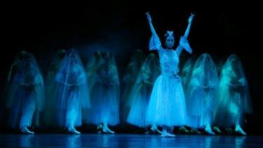 Australian Ballet's Giselle.