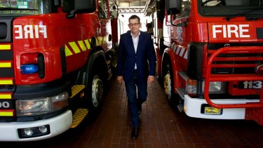 Premier Daniel Andrews has announced an inquiry into the Fiskville training facility.
