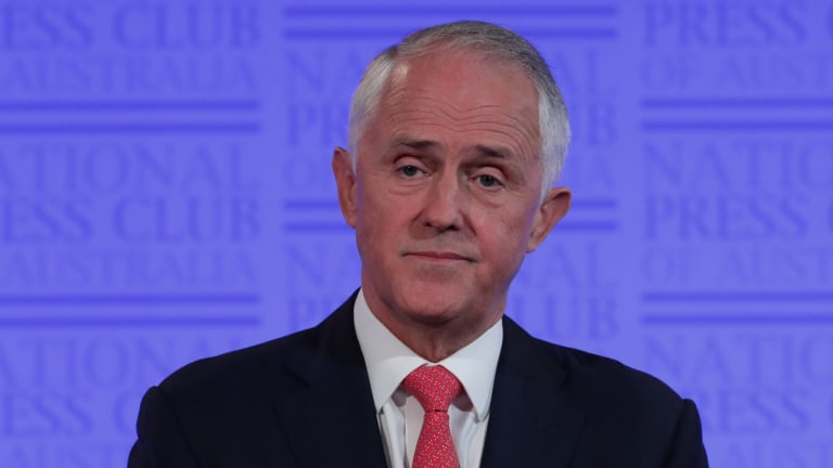 Prime Minister Malcolm Turnbull said he believes Mr Fahour's salary is too high.