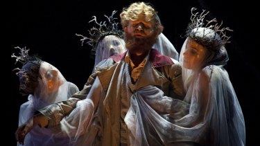 Pinchgut Opera - Armida. Photos by Brett Boardman