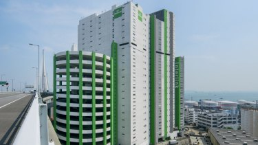 Goodman Group Interlink in Hong Kong