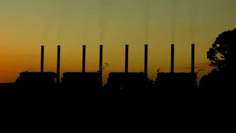 Hazelwood Power Station in Victoria closed in March 2017, with more coal-fired plant closures to come.