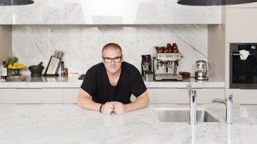Breville has enlisted celebrity chef Heston Blumenthal to sell a new range of kitchen appliances.