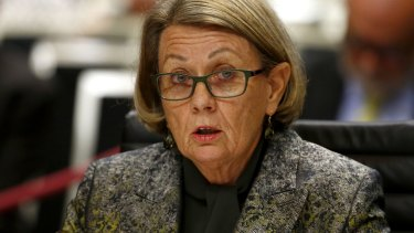 ICAC chief Megan Latham has resigned two years before her term was to end.