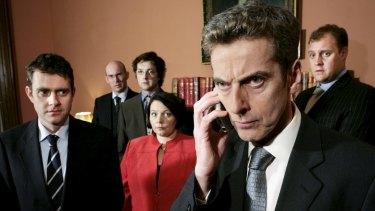 Vote for laughs: TV's 10 best political satires