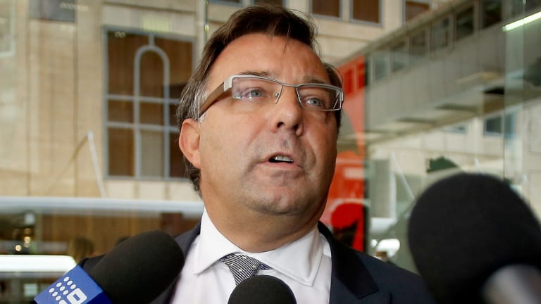 Michael Photios, the AHA's lobbyist, is the leader of the dominant moderate faction of the NSW Liberal Party.