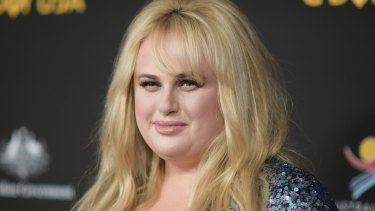 Rebel Wilson was also among the guests.