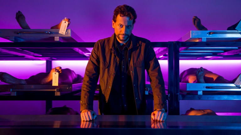 The ABC has secured Ioan Gruffudd to lead its new series, Harrow.