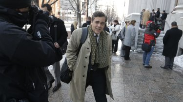 Jonathan Turley, attorney for Kody Brown and his four wives, in 2013.