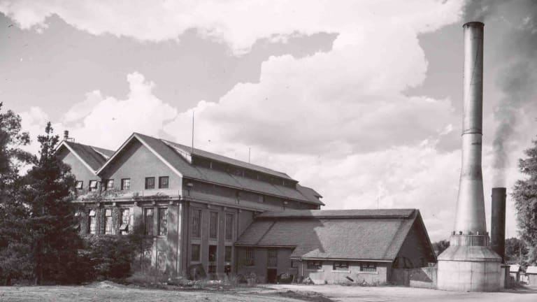 The Kingston Powerhouse has become a Canberra icon in our cityscape, and in 2015 the landmark celebrates its 100th anniversary.