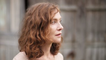 Isabelle Huppert in <i>Things to Come</i>.