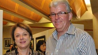 Former ambassador to Israel, journalist and Jakarta-based diplomat Peter Rodgers.