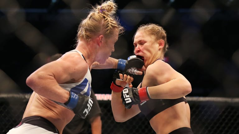 ronda rousey 39 s ufc knockout doesn 39 t deter canberra 40 year old from making mma debut. Black Bedroom Furniture Sets. Home Design Ideas