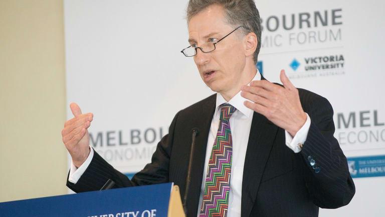 Economist Nicholas Gruen says we should talk about inheritance and carbon taxes.