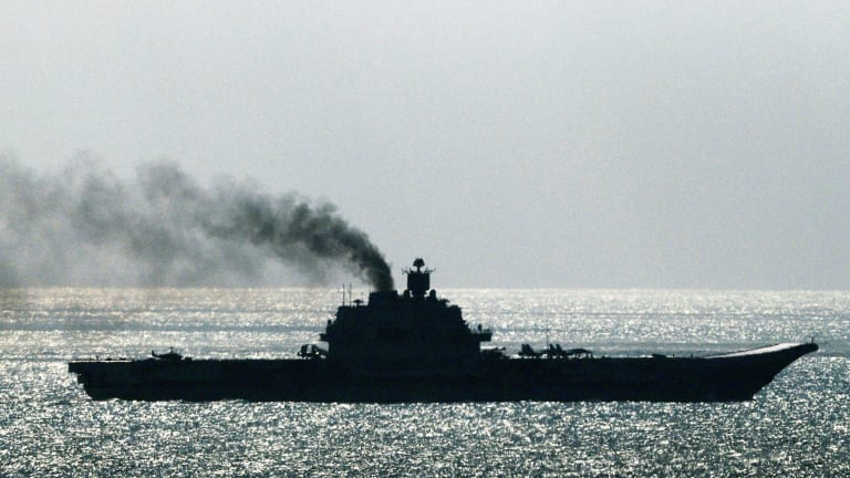 Russian Aircraft Carrier To Take Part In Syria Operation By October Source