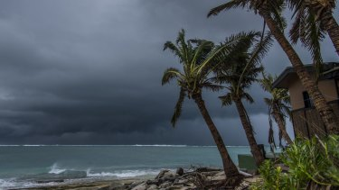 Tropical Cyclone Winston has been described as the worse storm to ever hit Fiji.