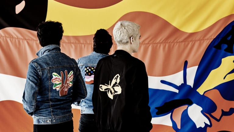 The Avalanches are ready to face their public again.