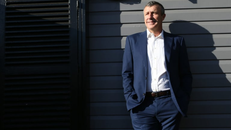 Richard Finlayson, the ABC's director of television, says the national broadcaster must hold a mirror to Australian society, 'warts and all'.