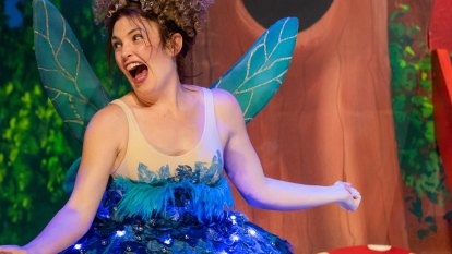 Peter Pan Goes Wrong review: Lost Boys lose the plot