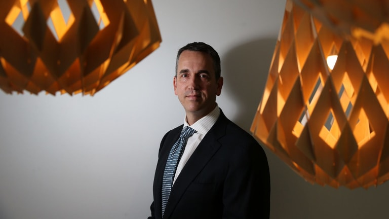 Brian Langstraat wants Australian super funds to focus on finding small savings.