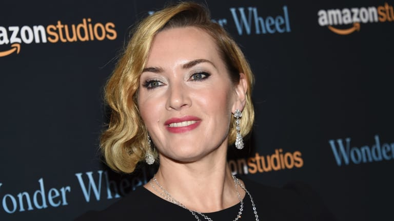 Actress Kate Winslet.