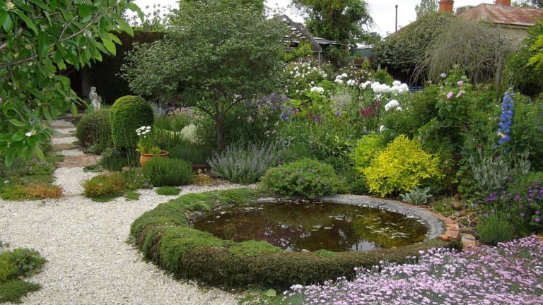 One woman\'s garden transformation offers a model for shaping a dream