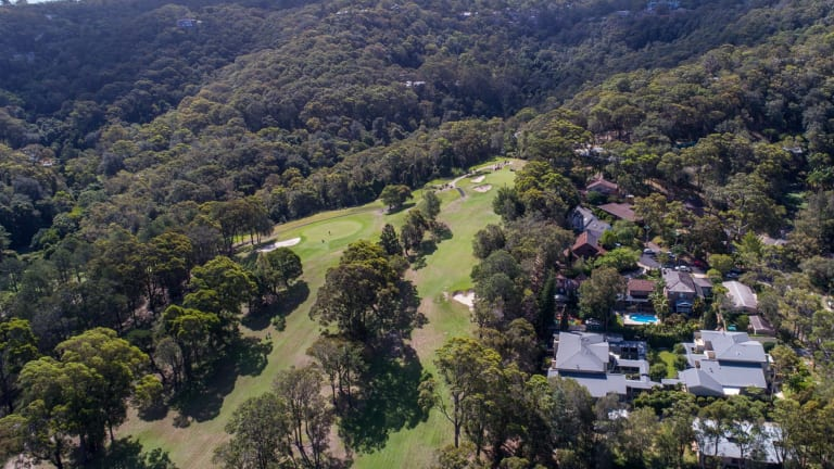 A retirement village housing 95 apartments has been proposed on part of Bayview golf course on Sydney's northern beaches.