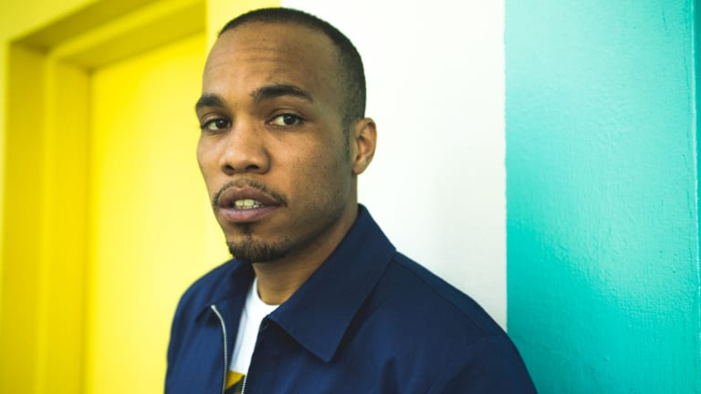 Charismatic rapper Anderson .Paak'd musical eclecticism is ably matched by his energetic stage presence.