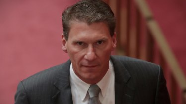 Cory Bernardi and other climate sceptic politicians are being outpaced by economics when it comes to the growth of renewables.