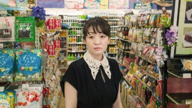 Sayaka Murata's Convenience Store Woman is her first novel to be translated into English.