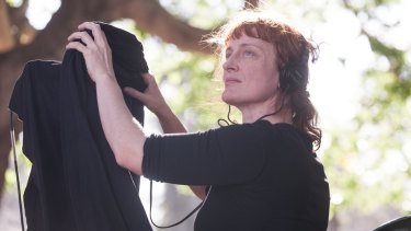 Jennifer Kent, who directed <i>The Babadook</i>, is shooting a new film in Tasmania.