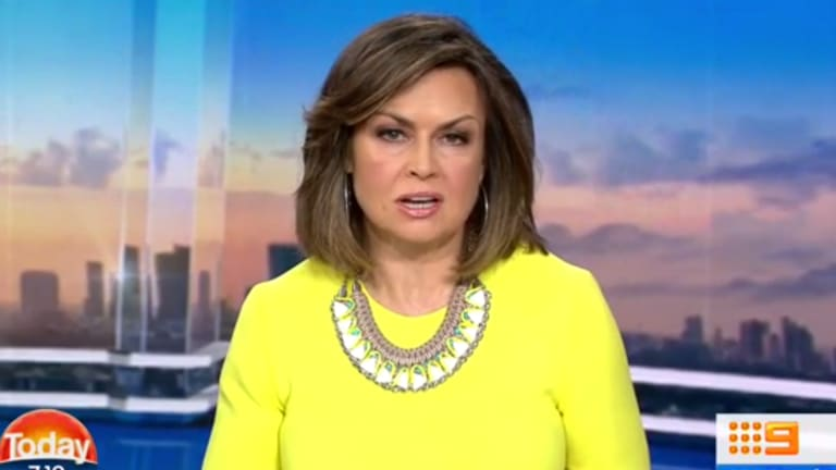 Lisa Wilkinson was not on the Today show on Tuesday morning, hours after she announced her defection to Ten.