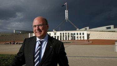 Arthur Sinodinos says public servants should not get in the way of politics.