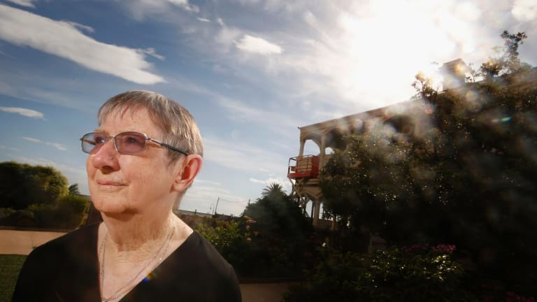 Stressed and isolated: Refugee advocate Sister Brigid Arthur says asylum seekers are under enormous pressure as they await news on their visas.