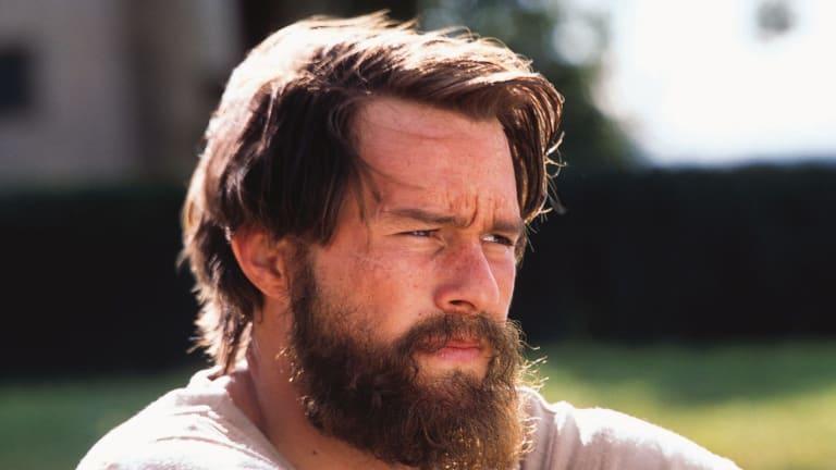 Heath Ledger in <i>Ned Kelly</i>, the 2003 version directed by Gregor Jordan.