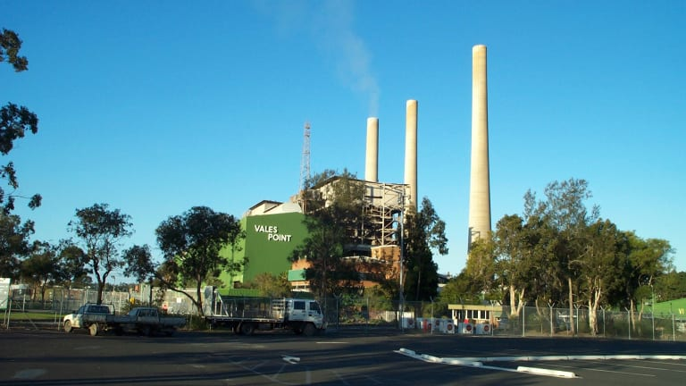 The Vales Point power station, on the shores of Lake Macquarie, has been valued at more than 700 times the price at which it was sold.