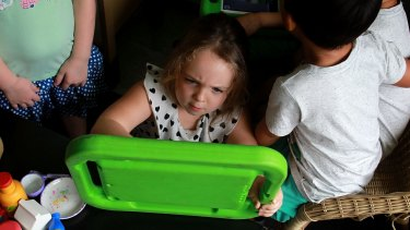 """The app had garnered a """"remarkable"""" response from children, the centre's director said."""