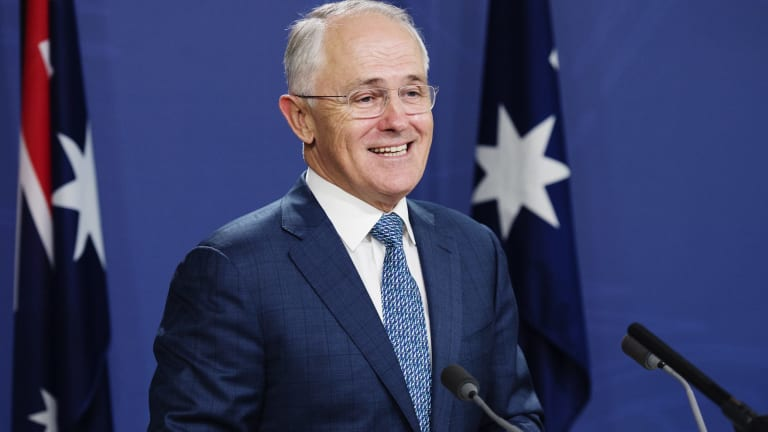 Prime Minister Malcolm Turnbull announced his new cabinet on Saturday following a rough fortnight in Parliament.