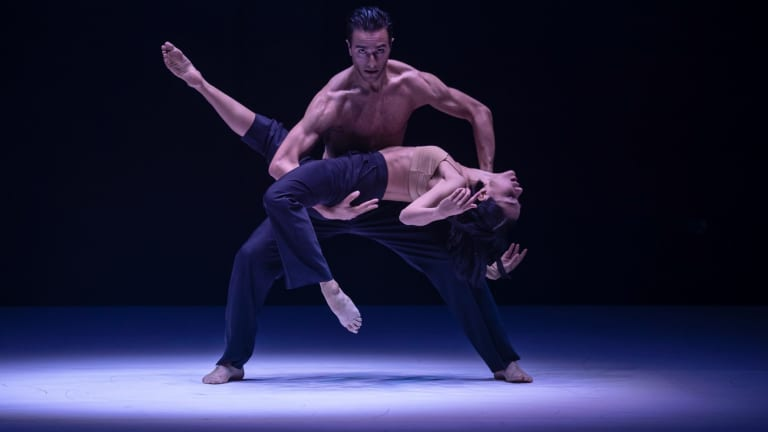 Charmene Yap and Davide Di Giovanni's ab [intra] duet has to be seen to be believed.