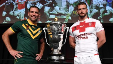 World game: The Rugby League World Cup is about to start, but it's not recognised internationally as a sport.