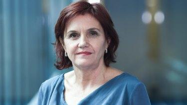 Jo-anne Schofield, National Secretary for United Voice