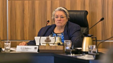 Waverley mayor Sally Betts has stood by a controversial pamphlet distributed by the Liberal Party during the council election campaign.