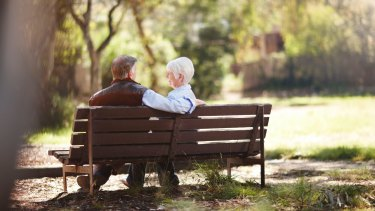Members of a couple timing their entry to aged care can make a difference to their means assessment.