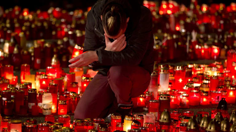 Death Toll From Romania Fire Climbs To 38 Former Mayor