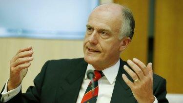 Tasmanian Senator Eric Abetz.