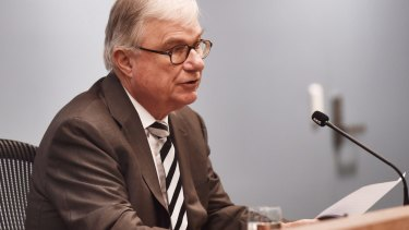 Justice Peter McClellan has emphasised that hearing survivors' stories is important for their healing.