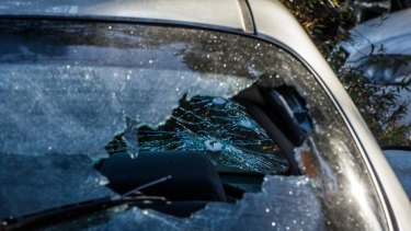 A Waramanga property was the target of a shooting last Tuesday.