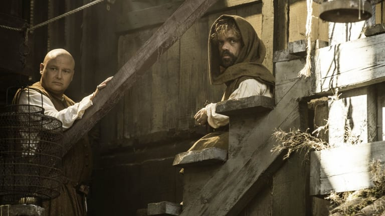 The sword swings: Season five of <i>Game of Thrones</i> arrives after a landmark legal judgment that makes filesharing riskier.